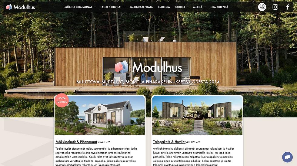 MODULHUS