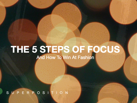 5 Steps of Focus