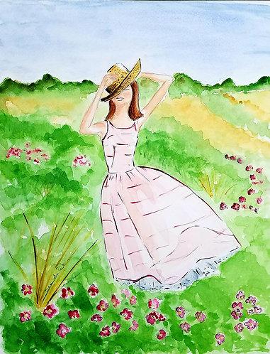 Un air de Printemps, Spring is in the air