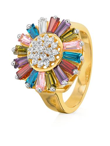 'Ghata', Gold Ring