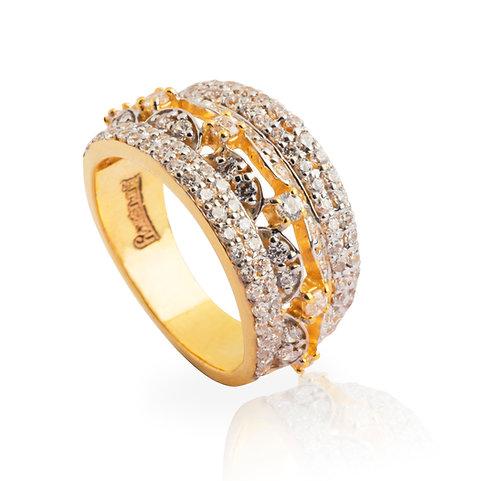 'Skandin', Gold Ring