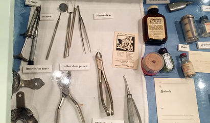 Dental instruments. Retipping & Sharpening dental instruments