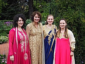 String Quartet Bolywood Wedding