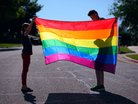 Anxiety/Depression among LGBTQIA+ minorities