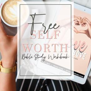 [FREE] Self Worth Bible Study Guide