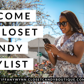 Closet Candy Boutique  Independent Stylist