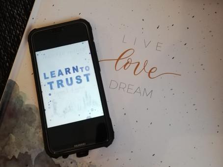 Learn to trust - Jennifer Jancke