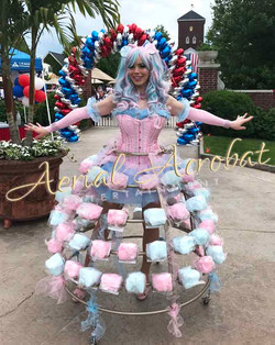 AAE Cotton Candy Dress Showgirl copy