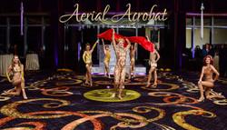 AAE Show dancers flow arts flags -375