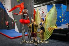 AAE Dancer Stilt Walking - IMG_4524 WM.j