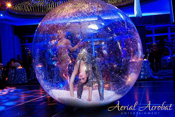 AAE Snow Globe Contortion