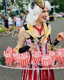 AAE Popcorn Showgirl LED skirt copy