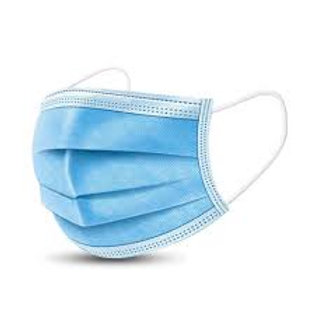 3 ply disposable face mask - medical grade