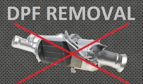 DPF Removal & Ecu Reprogramming