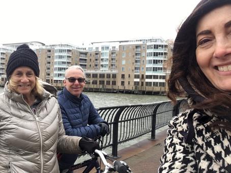 Biking on a Sunday Funday