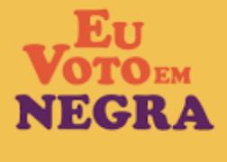 EU VOTO EM NEGRA