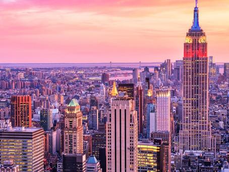 Proud of New York.