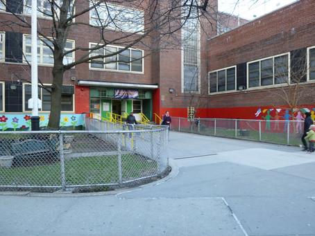 Schools to re-open in New York City.