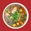 Spicy Beef Lemongrass Bun Bo Hue Noodle Soup