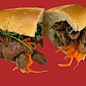 S1. Grilled Pork Banhmi Sandwich