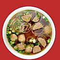 P2. Beef Meatball Pho Noodle Soup