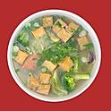 P7. Vegetarian Pho Noodle Soup