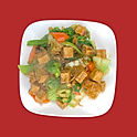 E26. Stir Fried Rice Noodles - Choice of Protein