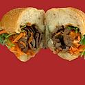 S3. Grilled Beef Banhmi Sandwich
