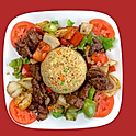 E24. Shaking Beef is Seared & Wok Tossed Marinated Beef Cubes