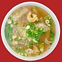 P8. Seafood Pho Noodle Soup