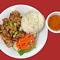 C11. Rice & Grilled Chicken