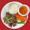 C12. Rice & Grilled Beef