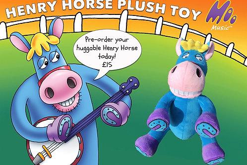 Henry Horse Cuddly Toy