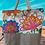 Thumbnail: Sackcloth and Canvas Handbag