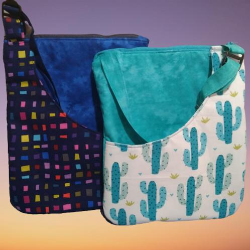 Shoulder Bag for Tablets / Bolso bandolera para Tabletas