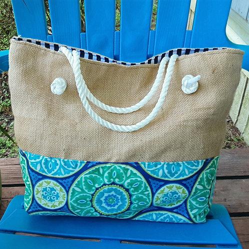 """Karla"" Beach Handbag"