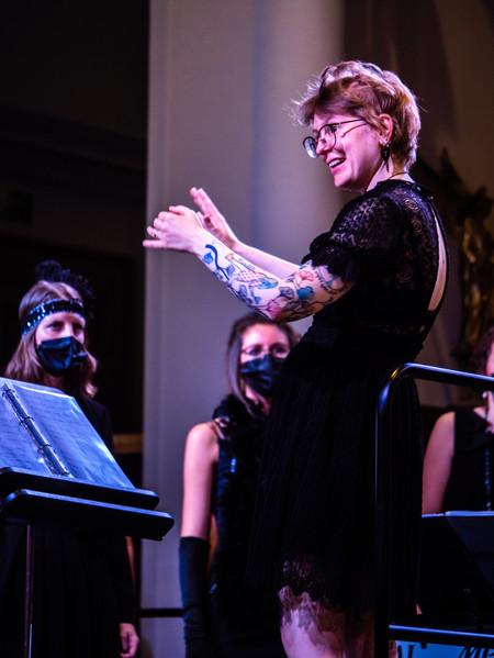 Concert d'Harmonic et Angelic Voices