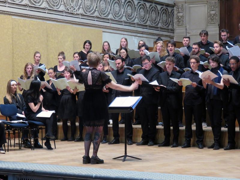 Requiem de Brahms - CRB