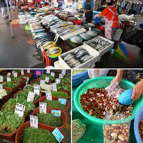 ตลาดโมรัน ตลาดดั้งเดิมใจกลางเมือง (Moran Market)