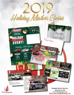 2019 Holiday Mailer Series
