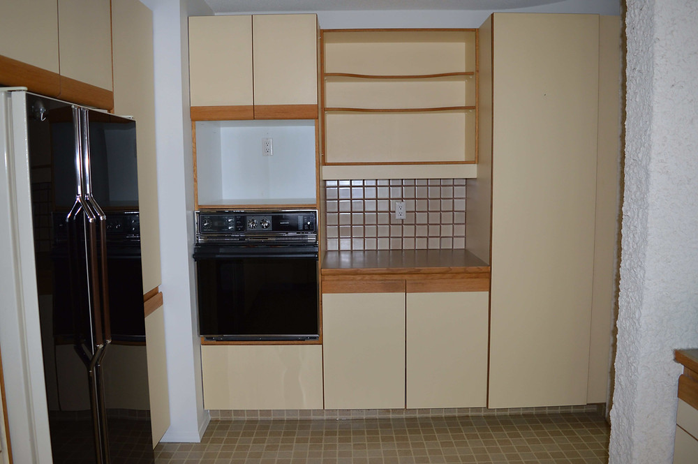 Old Kitchen before reno