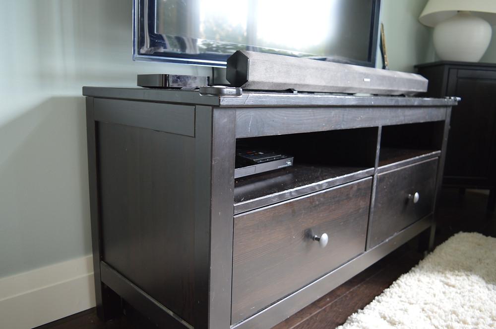 Ikea Furniture update refinishing