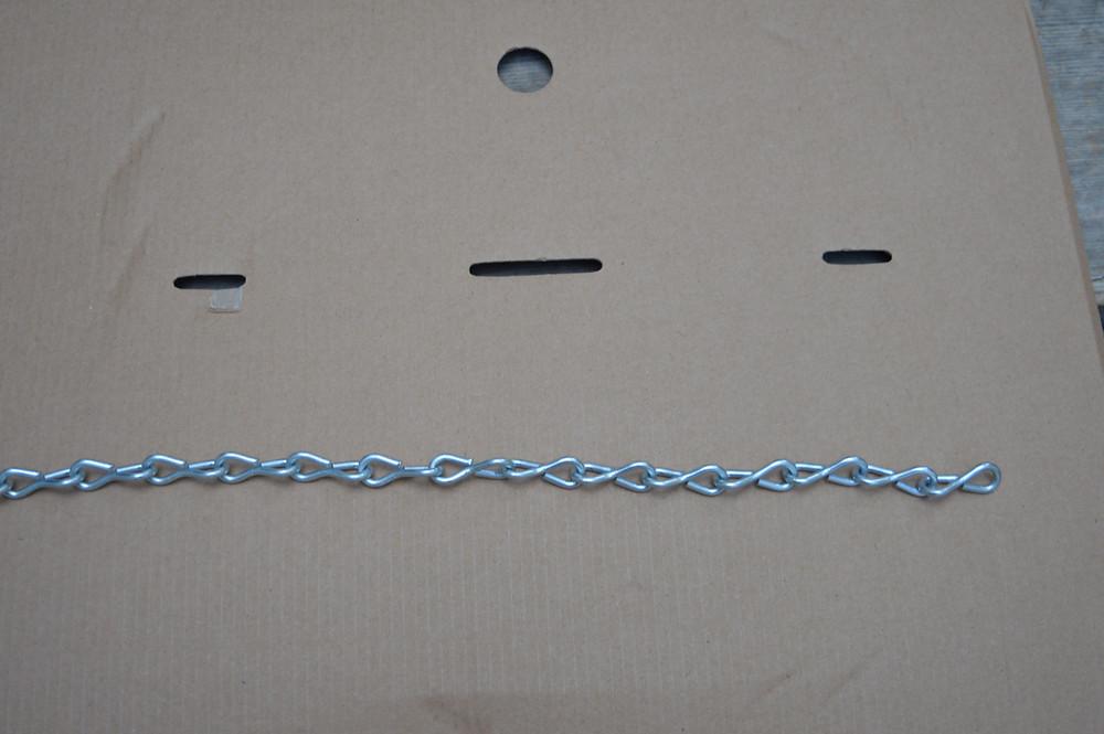 Chain used to hang lights