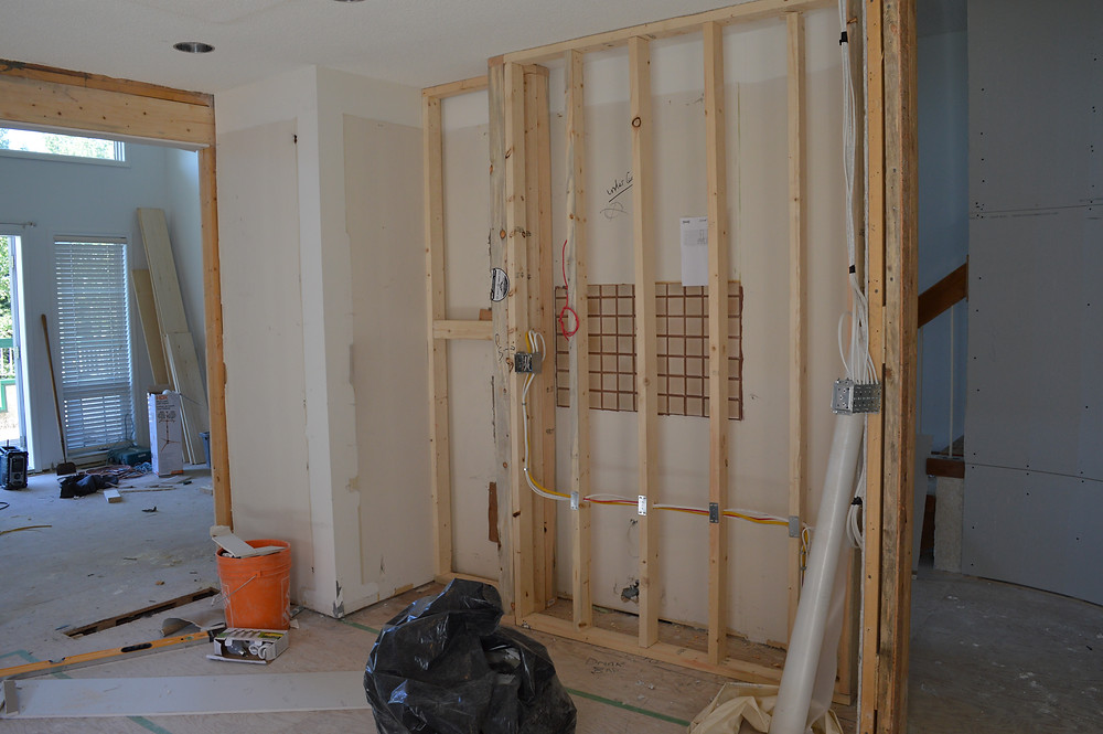 Demo Day Kitchen Renovation