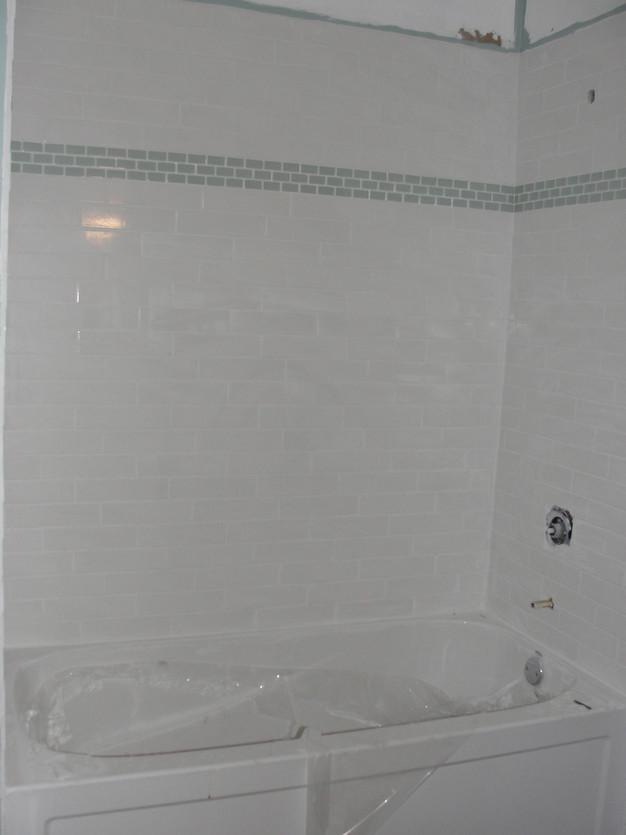 BATHROOM RENOVATION - PHASE 1