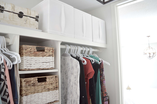 WALK-IN CLOSET LUST