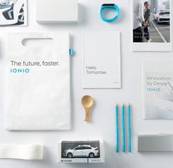 IONIQ Branding