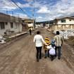 Walking in Ecuador