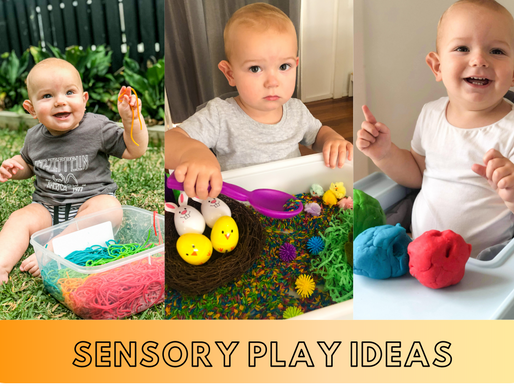 Easy and Affordable Sensory Play Ideas for Toddlers