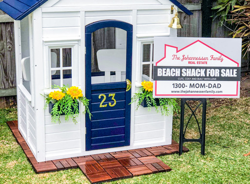 Kmart Cubby House Makeover Hack